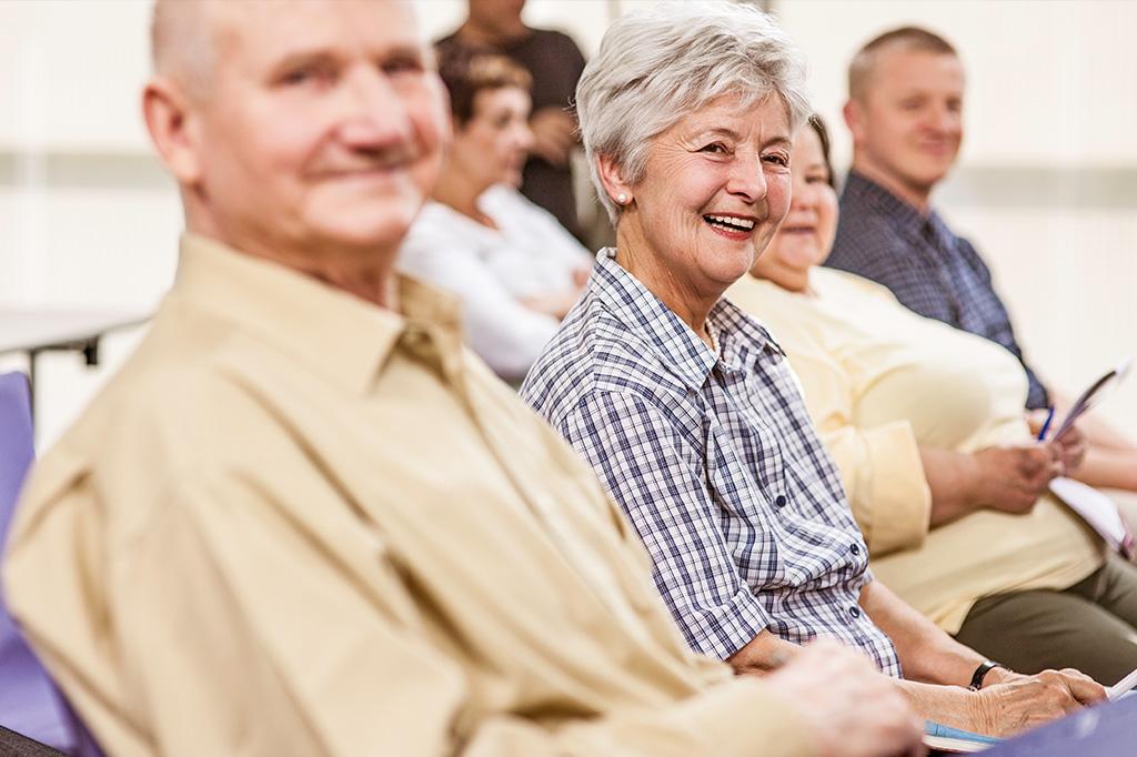 Diabetes Veranstaltungen und Vorträge